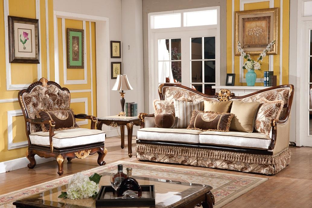 Custer Fabric Sofa Furtado Furniture