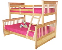 GRE-4040N Wooden Bunk Bed
