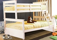 GRE-4040W Wooden Bunk Bed