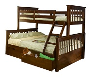 GRE-4041E Wooden Bunk Bed