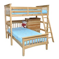 GRE-4800N Loft Bunk Bed
