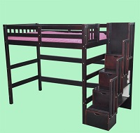 GRE-4900E Loft Bunk Bed
