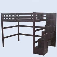 GRE-4950 Loft Bunk Bed