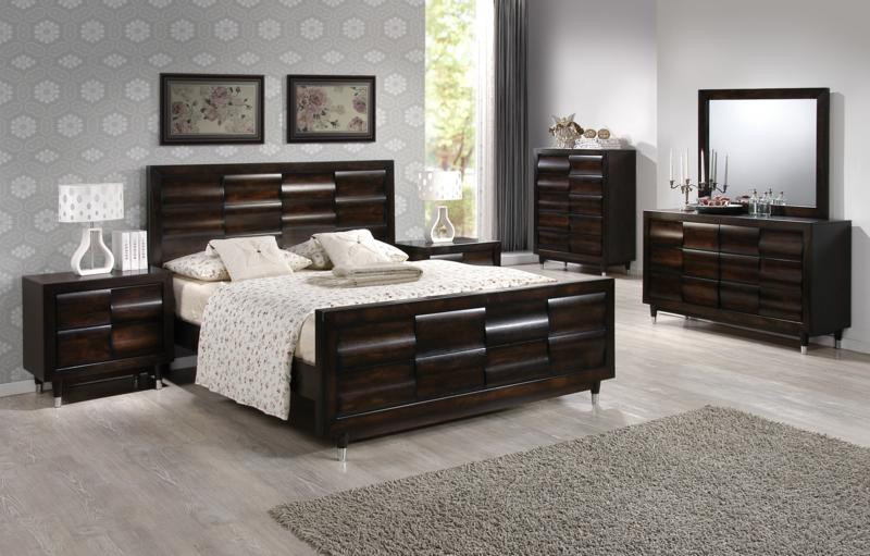 Hampton Bedroom Set Furtado Furniture