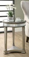 I-3705 Mirrored Plant Stand