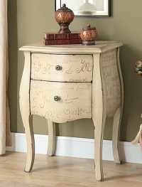 I-3820 Bombay Chest