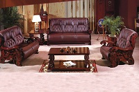 Lexington Leather Sofa Set
