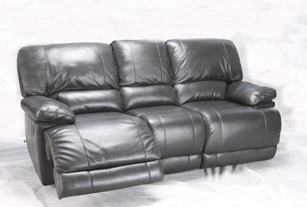 Grey Sofa Recliner Thesofa