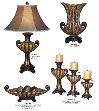 STA-OK3464 Lamp Accents