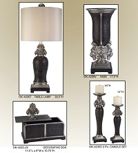 STA-OK4235T Lamp Accents