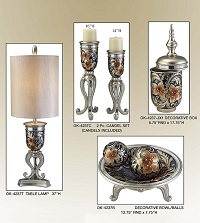 STA-OK4237T Lamp Accents