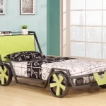 GL-2839 Gear Race Car Bed