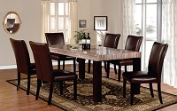 R-3240 Marble Dining Table