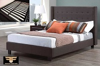 INT-IF134F Upholstered Bed