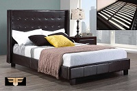INT-IF134L Upholstered Bed