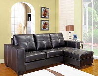 INT-IF9360 Leather Sofa Lounger