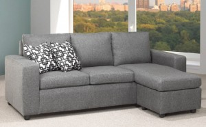 T-1230 Fabric Sofa Lounger