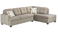AC-2121 Fabric Sectional