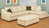 AC-2626 Fabric Sectional