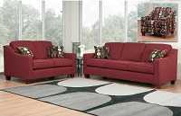 AC-2750 Fabric Sofa Set