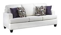 AC-3400 Leather Sofa Set