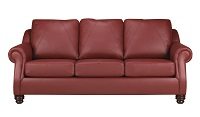 AC-6000 Leather Sofa Set