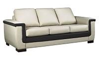 AC-6100 Leather Sofa Set