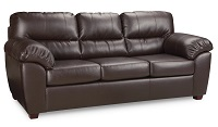 AC-7550 Leather Sofa Set