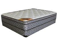 SIM-012 Crown Royal Mattress Set