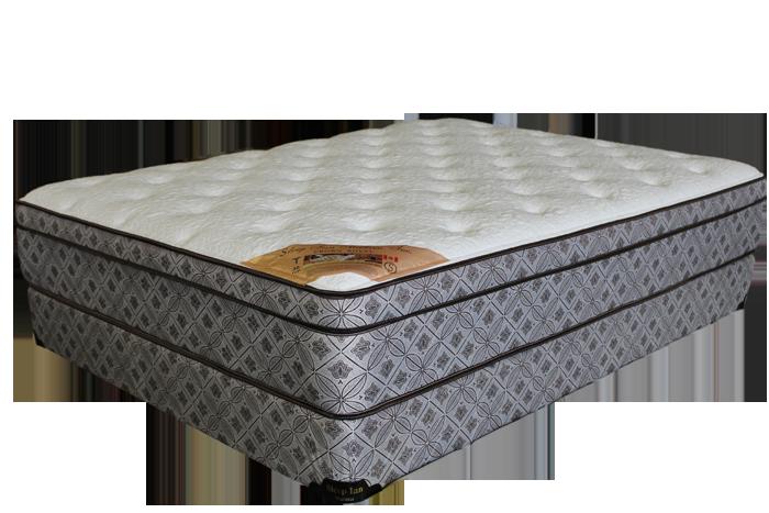 SIM 012 Crown Royal Mattress Set Furtado Furniture