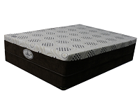 SIM-017 Gel Comfort Mattress Set