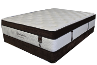SIM-018 Morning Glory Mattress Set