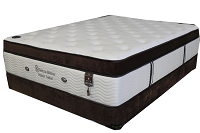 SIM-024 Organic Comfort Mattress Set