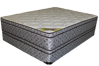 SIM-013 Orthopedic Deluxe Mattress Set