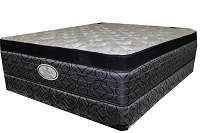 SIM-021 Pocket Coil Mattress Set