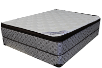 SIM-007 Sleep Inn Posture Mattress Set