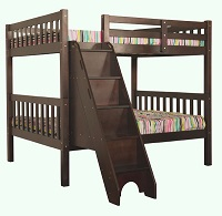 GRE-7050E Wooden Bunk Bed