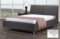 INT-IF135 Upholstered Bed