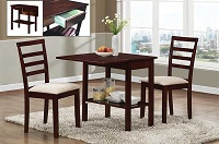 INT-IF1000 Wooden Dinette