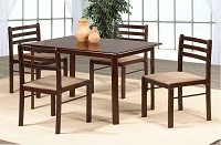 INT-IF1020 Wooden Dinette