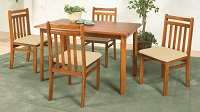 INT-IF1025 Wooden Dinette