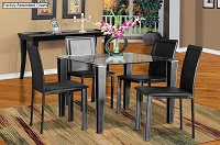 INT-IF1056 Glass Dinette