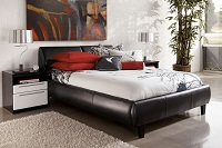 INT-IF193B Upholstered Bed
