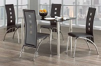 INT-IF5062 Glass Dinette