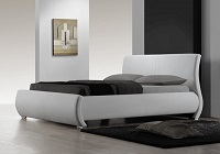 R-183 Upholstered Bed