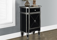 I-3708 Mirrored Night Table