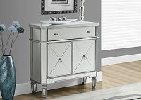 I-3710 Mirrored Chest