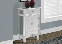 I-3713 Mirrored Night Table