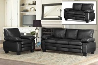 INT-IF8075 Fabric Sofa Set