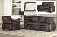 INT-IF8076 Fabric Sofa Set